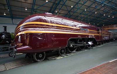 British heritage railways and centres I - W