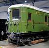 Southern Rly 8143, National Railway Museum, York, Sat 8 September 2012 1.  Driving motor brake third built in 1925.