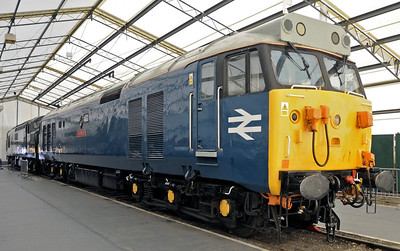 National Railway Museum, 2012: Modern traction