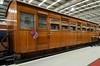 North London Railway directors' saloon, Locomotion, National Railway Museum, Shildon, 26 September 2017 1.  Built in 1872.