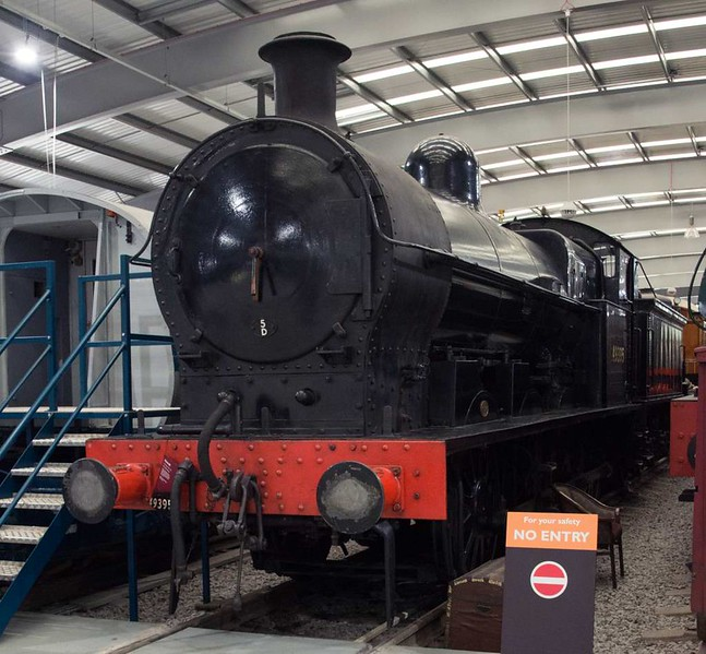49395, Locomotion, National Railway Museum, Shildon, 26 September 2017