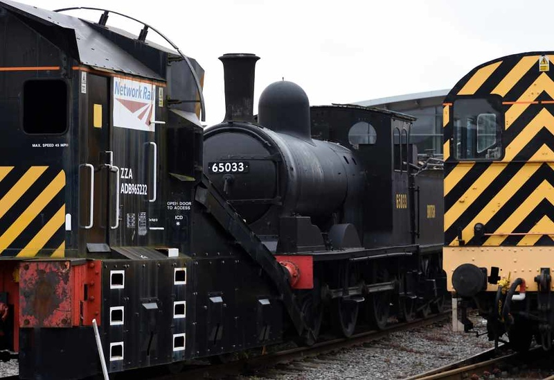 65033, Locomotion, National Railway Museum, Shildon, 26 September 2017