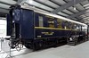 CIWL Wagons - Lits 3792, Locomotion, National Railway Museum, Shildon, 26 September 2017 1.  One of 12 55 ton sleeping cars built in France in 1936 by Blanc Misseron for the  overnight London Victoria - Paris Nord Night Ferry service.  The Night Ferry was the only Wagons - Lits service to reach Britain.  These sleeping cars were the only coaches of any description to cross the English Channel in normal service, by train ferry between Dover and Dunkirk.  They  were used exclusively on the Night Ferry throughout its existence, 1936 - 1980.