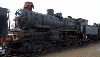 Nene Valley Railway steam, 2007