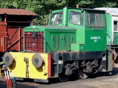 North Yorkshire Moors Railway diesels, 2007