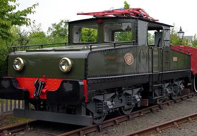 National Railway Museum Railfest 2004: Modern