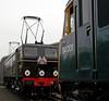 27000 & 84001, National Railway Museum Railfest, York, 28 May 2004