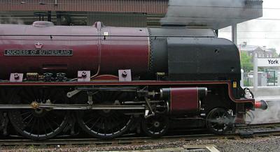 National Railway Museum Railfest 2004: Steam