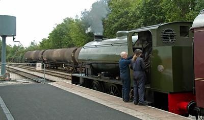 Ribble Steam Railway, 2009