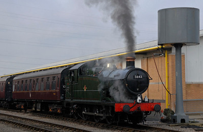 Ribble Steam Railway, 2010
