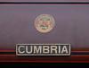 Cumbria, Preston Riversway, Sun 7 February 2010 1    Cumbria wears the Furness Railway coat of arms.