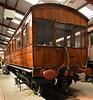 Great Eastern Rly No 5, Preston Riversway, 8 July 2018.  Princess of Wales's saloon built at Stratford in 1898.