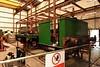 Ribble Steam Railway workshop, Preston Riversway, 8 July 2018.
