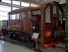 Southern Rly 75.S, Locomotion, National Railway Museum, Shildon 2: 23 April 2005