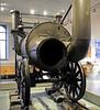 Sans Pareil, Locomotion, National Railway Museum, Shildon, Mon 8 October 2012 3.  Sans Pareil has a return flue boiler, with the firebox alongside the chimney.