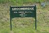 Groombridge, Sat 26 April 2014.  Goombridge is the main intermediate station on the Spa Valley.