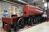 4248, Steam Museum, Swindon, 9 September 2015