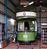 LanarkshireTramways Co No 53, Summerlee Industrial Museum, Coatbridge, 23 September 2016.  Built in 1908.