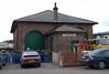 Leeming Bar Station, 1 September 2007 6   The goods shed.