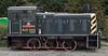 03144 Western Waggoner, Leeming Bar, 1 September 2007.   A former BR and Army loco.