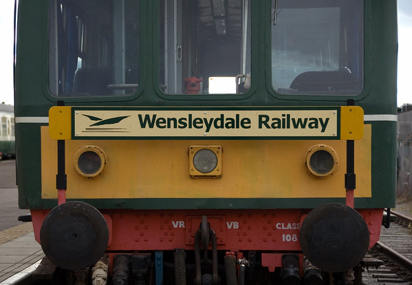 Welcome to the Wensleydale Rly!