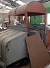 Brush battery loco, Amberley museum, Sun 12 October 2014.  Brush 4wBE 16303 / 1917, 2ft gauge.