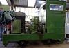 J Arnold No 27, Amberley museum, Sun 12 October 2014.  Motor Rail 4wDM 5863 / 1934, 2ft gauge.