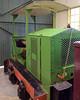 Monty, Amberley museum, Sun 12 October 2014.  Orenstein & Koppel 7269 / 1936, 3ft 2.25in gauge, from Betchworth quarry.