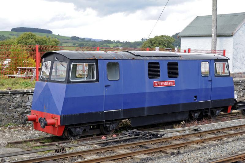 Meirionnydd, Llanuwchllyn, Thurs 25 August 2011.