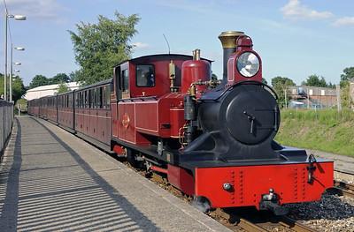 Bure Valley Railway, 2013