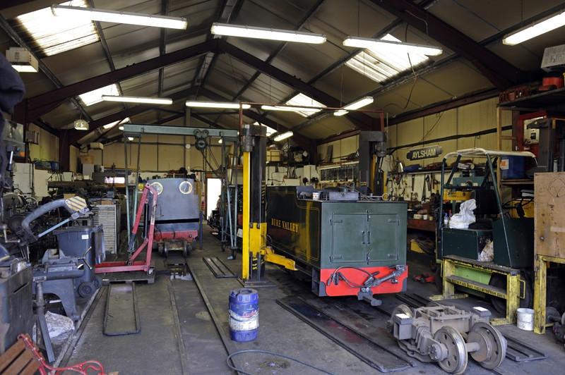 Aylsham Works, Fri 30 August 2013