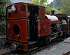 Corris Rly 0-4-2ST No 7, Corris, Tues 23 August 2011 2.