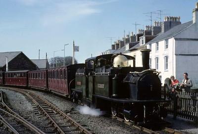 Ffestiniog Railway, 1974 - 1981