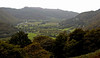 Looking south west from Campbell's Platform along the Dwyryd Valley, 26 August 2009 - 1449