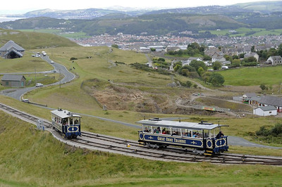 Great Orme Tramway, 2011
