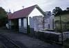 Santon station, 6 September 1974.  Photo by Les Tindall.