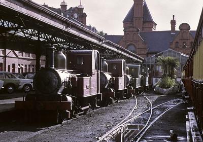 Isle of Man Steam Railway, 1974