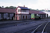 No 4 Loch, Douglas, 6 September 1974 3.  The signal box was built with 36 levers in 1892.  It was moved when its site was needed for the new bus station, and remains in use.  Photo by Les Tindall.