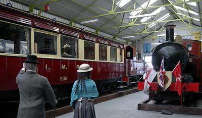 Isle of Man Steam Railway, 2010