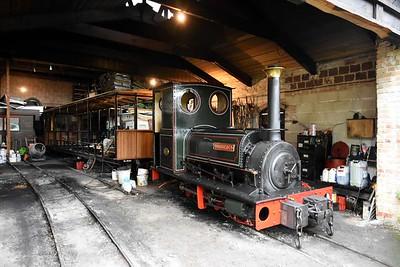 Launceston Steam Railway, 2017
