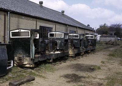 Leighton Buzzard Light Railway, 1974