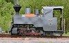 Joffre class 0-6-0T [No 5], Apedale Valley Light Railway, Sun 17 May 2015.  Kerr Stewart 3014 / 1916, the fourth of the Calais five.  The fifth is in private ownership.