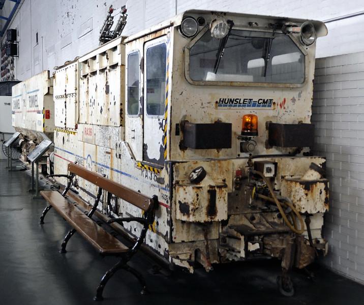 RA 36, National Railway Museum, York, Sat 8 September 2012 2.