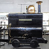 Pet, National Railway Museum, York, Sat 22 December 2012.  18in gauge 0-4-0T built by Ramsbottom at the London & North Western Rly's Crewe Works in 1865 for use on its internal railway.  Withdrawn in 1929.