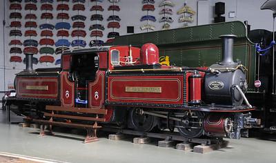 National Railway Museum, 2012: Narrow Gauge