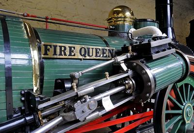 Penrhyn Castle 2011 Fire Queen