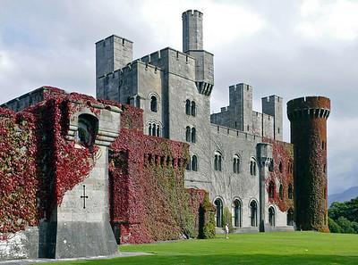 Penrhyn Castle, 2011
