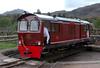 Douglas Ferreira, Dalegarth, 20 October 2006 4.  Using the turntable to run round its train, the 1310 to Ravenglass.