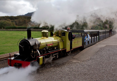 Ravenglass & Eskdale Railway, 2006