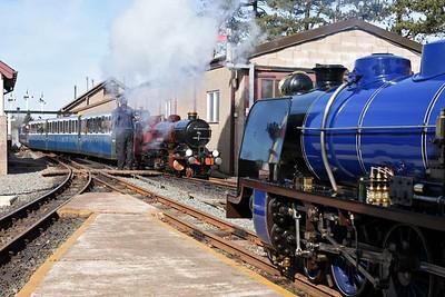 Ravenglass & Eskdale Railway, 2018: Whillan Beck